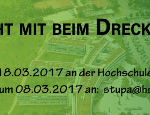 Dreck-weg-Tag 2017